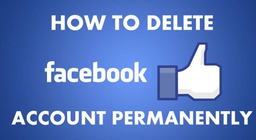 Tips to Delete Facebook Account