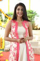 Aishwarya Lekshmi looks stunning in sleeveless deep neck gown with transparent Ethnic jacket ~  Exclusive Celebrities Galleries 044.JPG