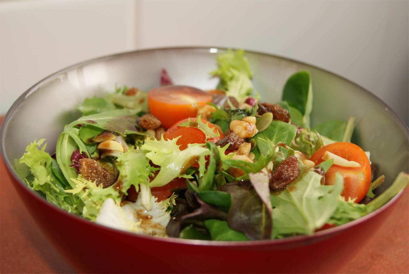 receta de ensalada BIO