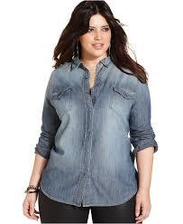 Baju Kemeja Wanita Gemuk Terbaru