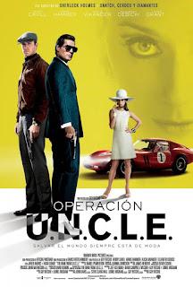 Cartel: Operación U.N.C.L.E. (2015)