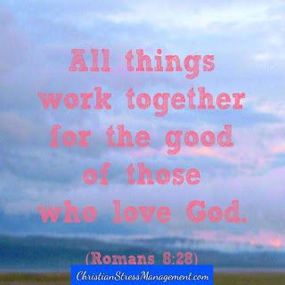 All things work together for the good Romans 8