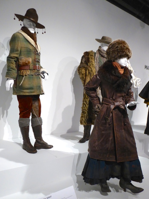 Hateful Eight movie costumes
