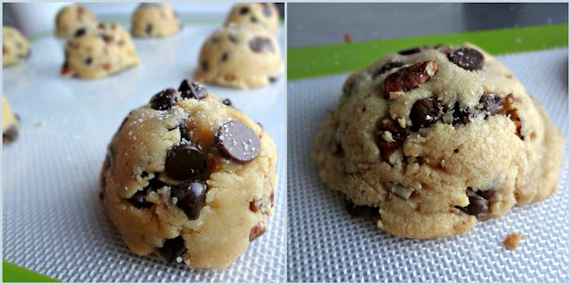 Brown Butter Chocolate Chip & Pecan Cookies