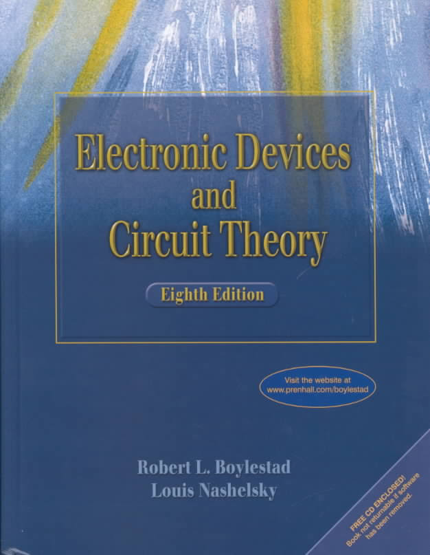 Ebook download circuits electronic and devices boylestad