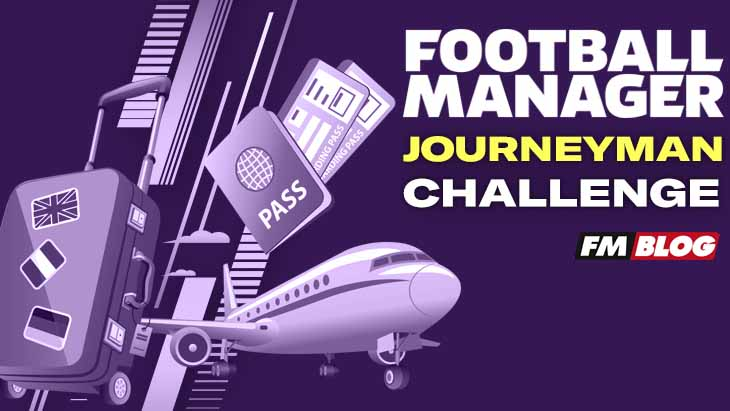 Football Manager Journeyman Challenge