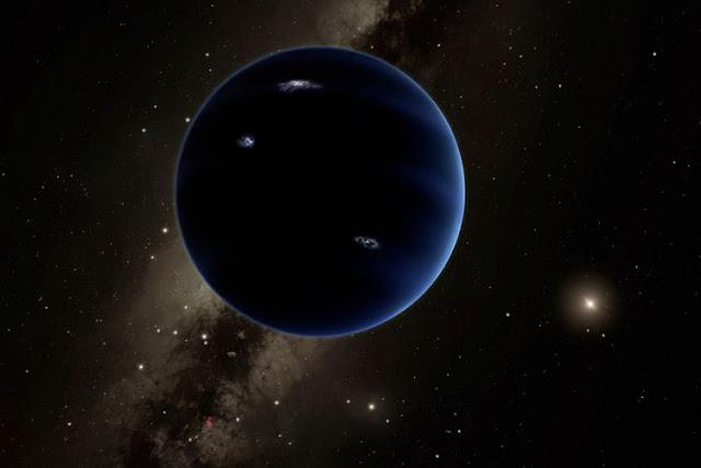 Studi Baru Ungkap Adanya Planet Misterius di Tepian Tata Surya