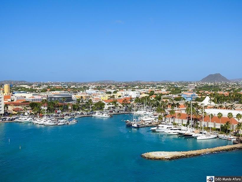 Capital Oranjestad - Guia completo: o que fazer em Aruba