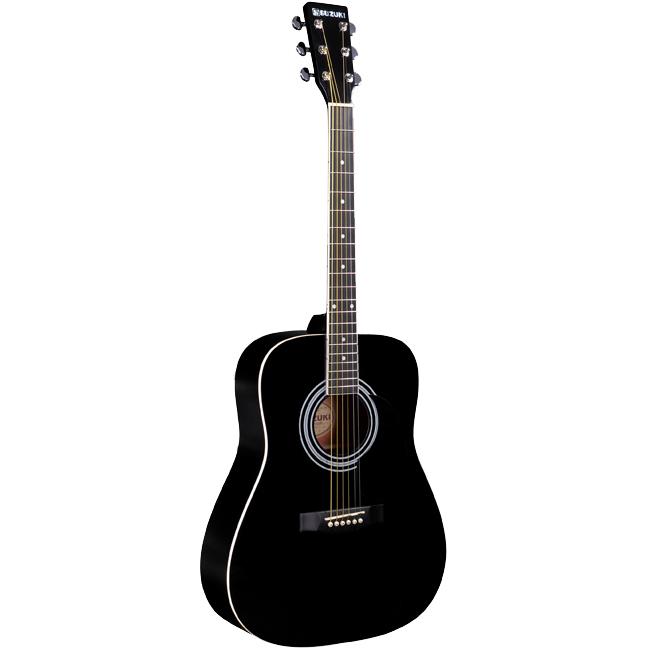 Đàn Guitar Suzuki SDG 6 BK