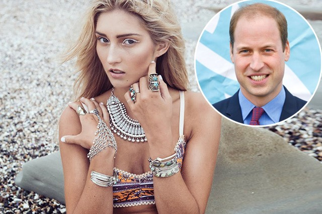 Prince William is resting at the ski resort with the model Sophie Taylor: what do we know about her