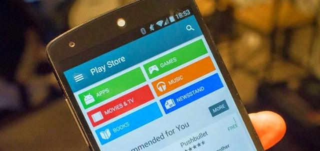 Cara mematikan update otomatis aplikasi di Hp android