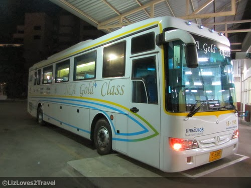 bus bangkok chiang mai