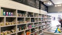 projeto arquitetura obra mobiliário exposição loja produtos naturais orgânicos