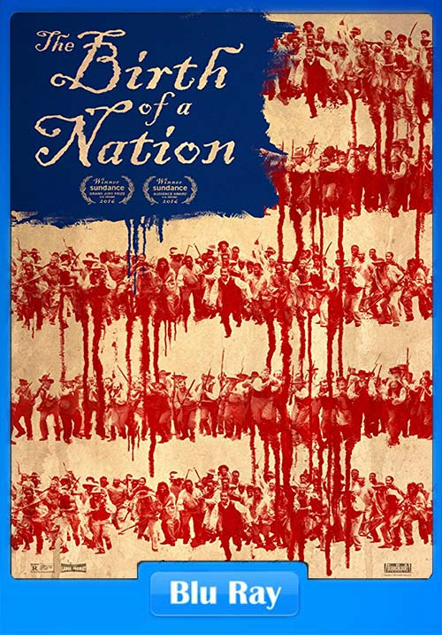 The Birth of a Nation 2016 720p BluRay Dual Audio English Hindi x264 | 480p 300MB | 100MB HEVC