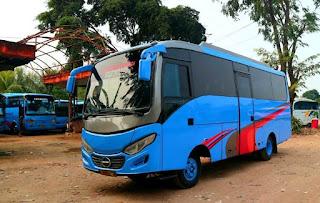 Sewa Bus Wisata Bekasi