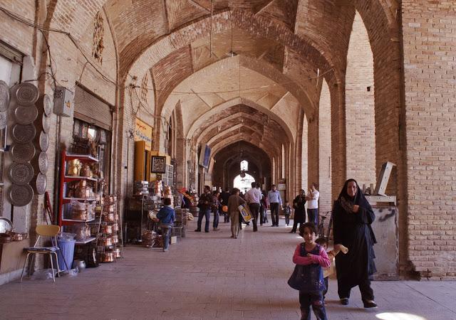 Bazaar of Kerman