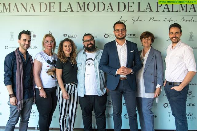 La Semana de la Moda de La Palma comienza con una jornada networking entre profesionales del sector