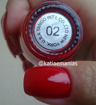 Tango, Bundle Monster, vermelho, cremoso, Blant Colors, Nail Plus, carimbada, katiaemanias,