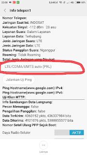 Cara Merubah sinyal 3G ke 4G Only untuk Semua Android | carabaru.net