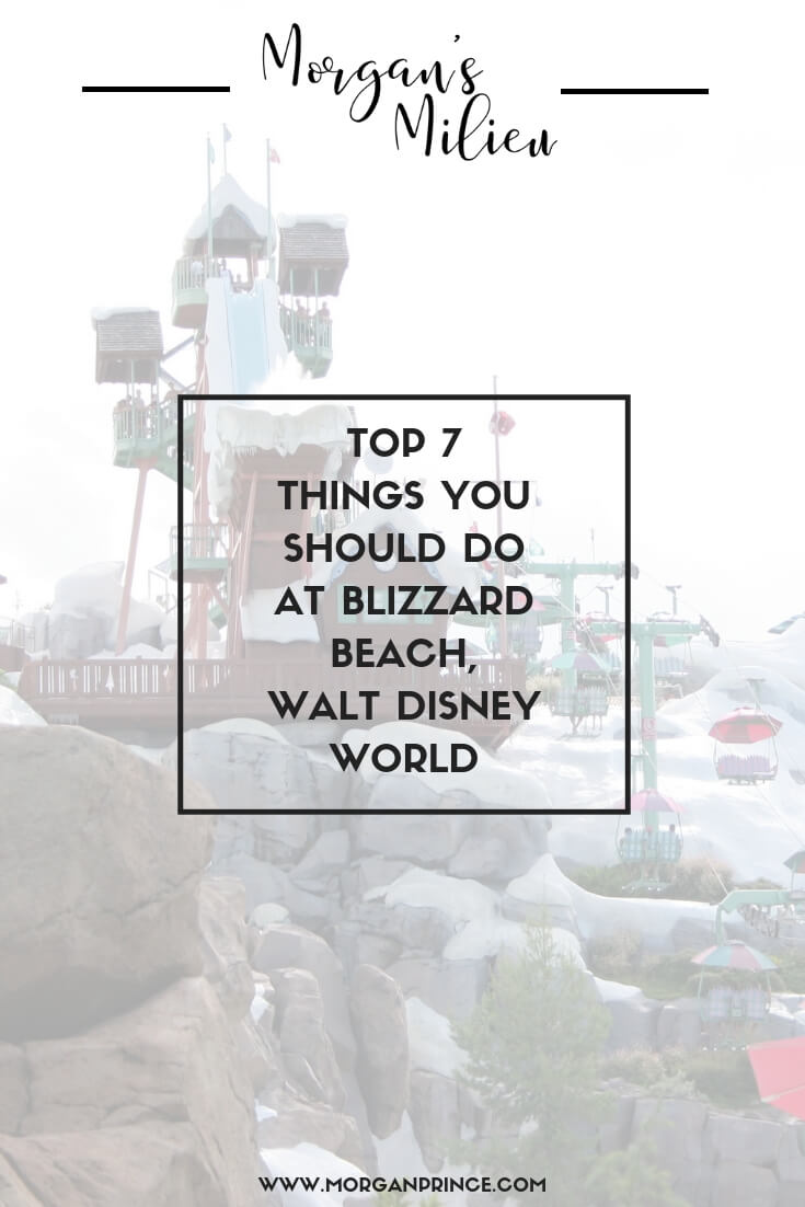 Top 7 Things You Should Do At Blizzard Beach, Walt Disney World | Head to Blizzard Beach and check out these rides!