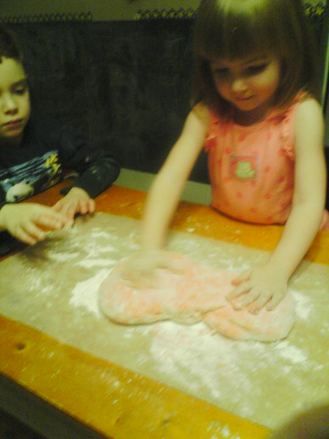 Sensory Play with Baking Activities