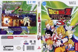 Gamefreeforpeople Dragon Ball Z Budokai Tenkaichi 3