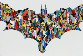 Batman by Albrecht Behmel, In conversation with Art Scene India