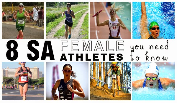 8 South African Female Athletes You Should Know