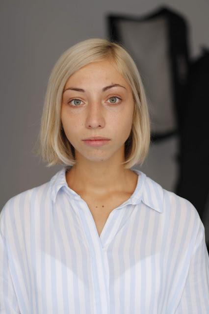 makijaż przed i po