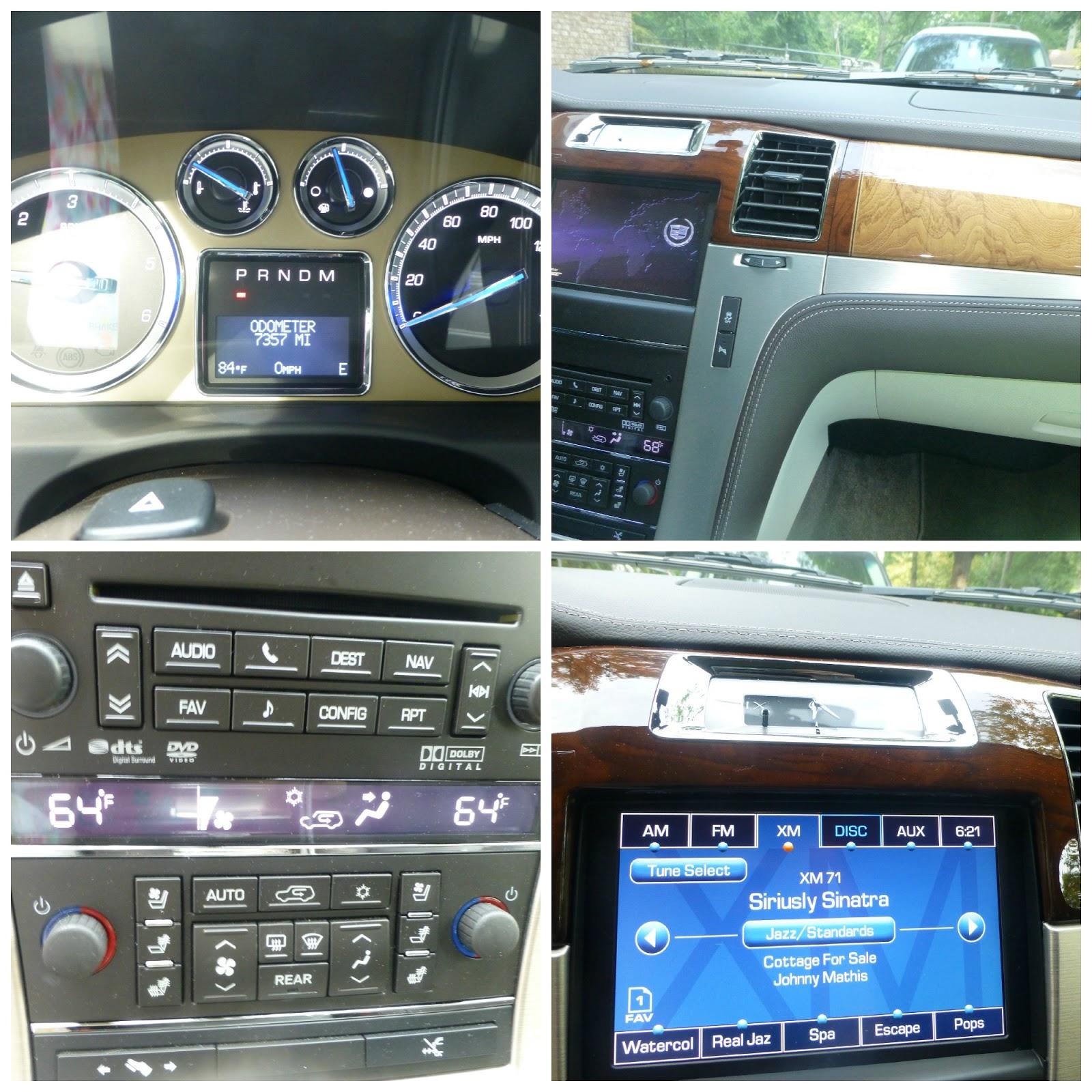 The 2013 Cadillac Escalade ESV Platinum Edition