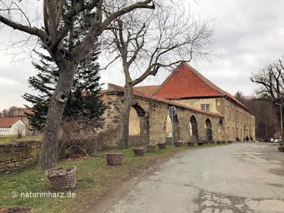 Klostergrund Michaelstein