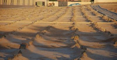 kuburan sesuai sunnah