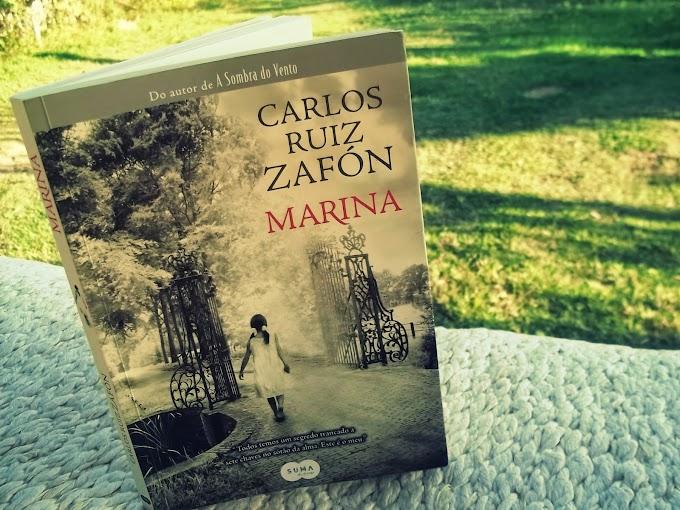 [Resenha] Marina - Carlos Ruiz Zafón
