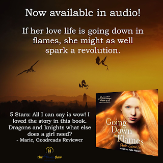 """Now available in audio! If her love life is going down in flames, she might as well spark a revolution."""