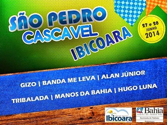 1º dia do São Pedro de Cascavel Ibicoara 2014
