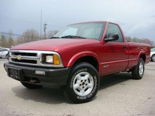 1996 Chevrolet S10 Pickup Fuel Injector Failure How to