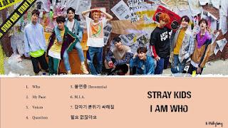 [MINI ALBUM] STRAY KIDS - I AM WHO