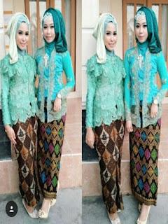 model rok batik panjang anne avantie
