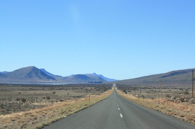 Lost mountains in the Karoo reveal the secrets of massive extinction event