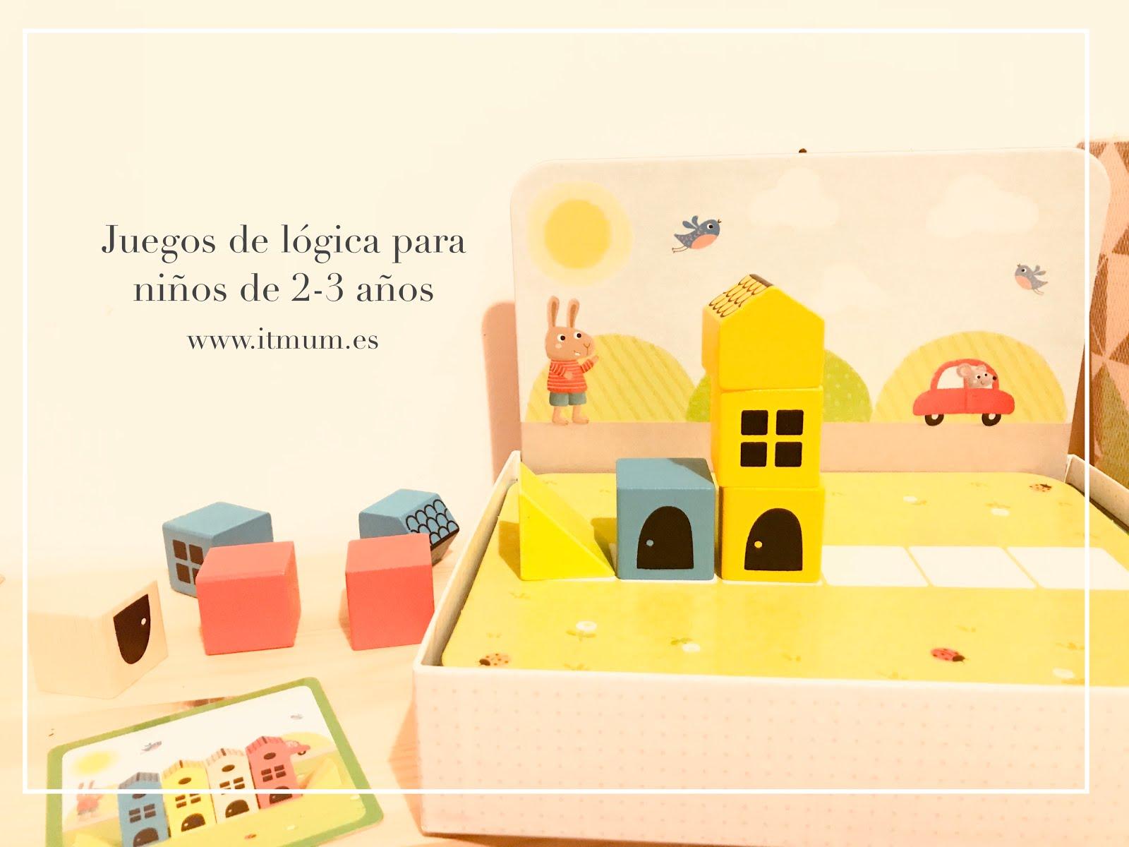 It Mum Juegos De Logica Y Construccion Para Ninos De 2 3 Anos