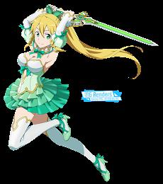 Sword Art Online - Leafa Render 13
