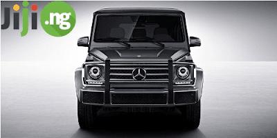 New generation Mercedes-Benz G-Class