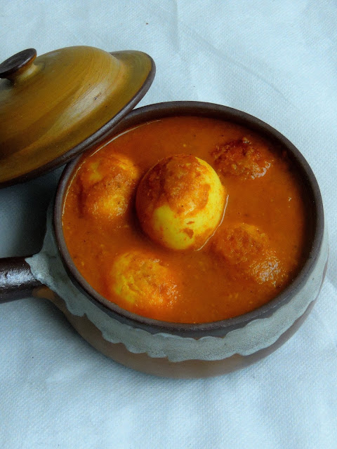 Egg Curry, Srilankan Egg Curry