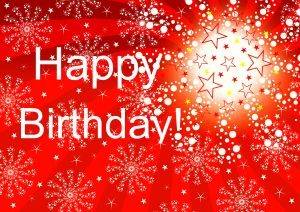 Happy Birthday December Happy Birthday to Me