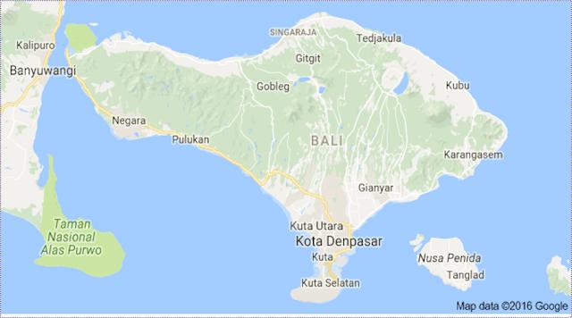 Bali Island, Bali Island Information, Bali General Information