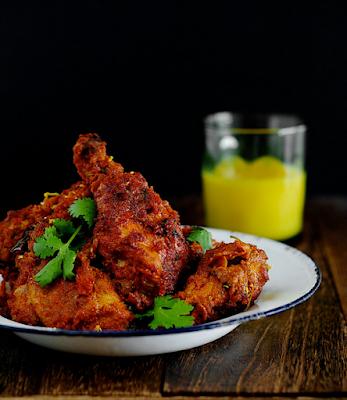 Spicy Red Chicken