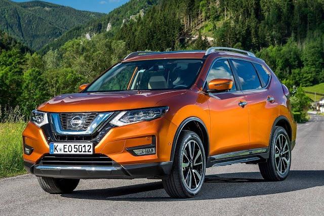 SUV Nissan X-Trail volta ao Brasil só na próxima geração, sem ser híbrido Nissan-x-trail-dianteira-e1550076597304