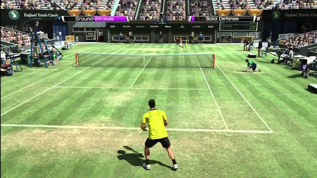 Virtua Tennis 4 Download For Free