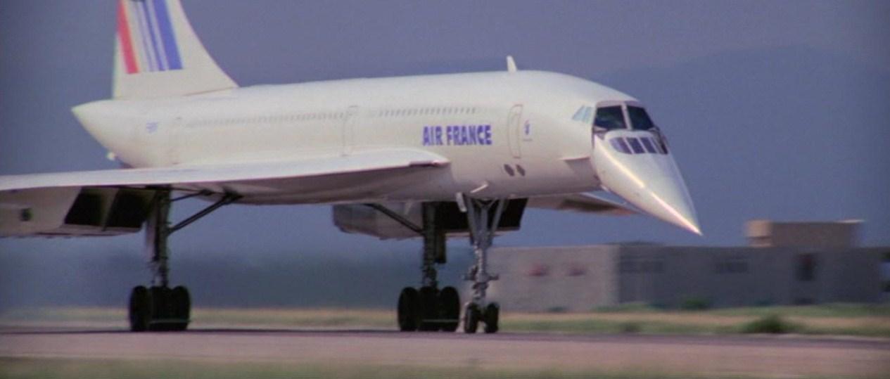 James Bond Locations Air France Concorde To Rio