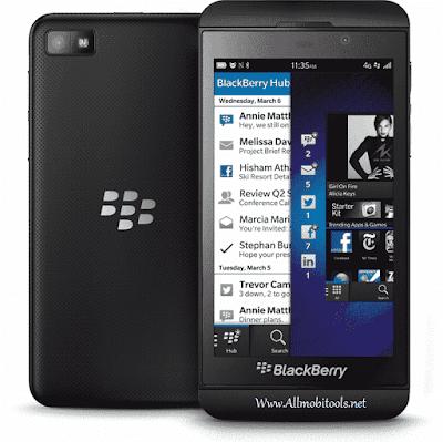BlackBerry Z10 USB Driver